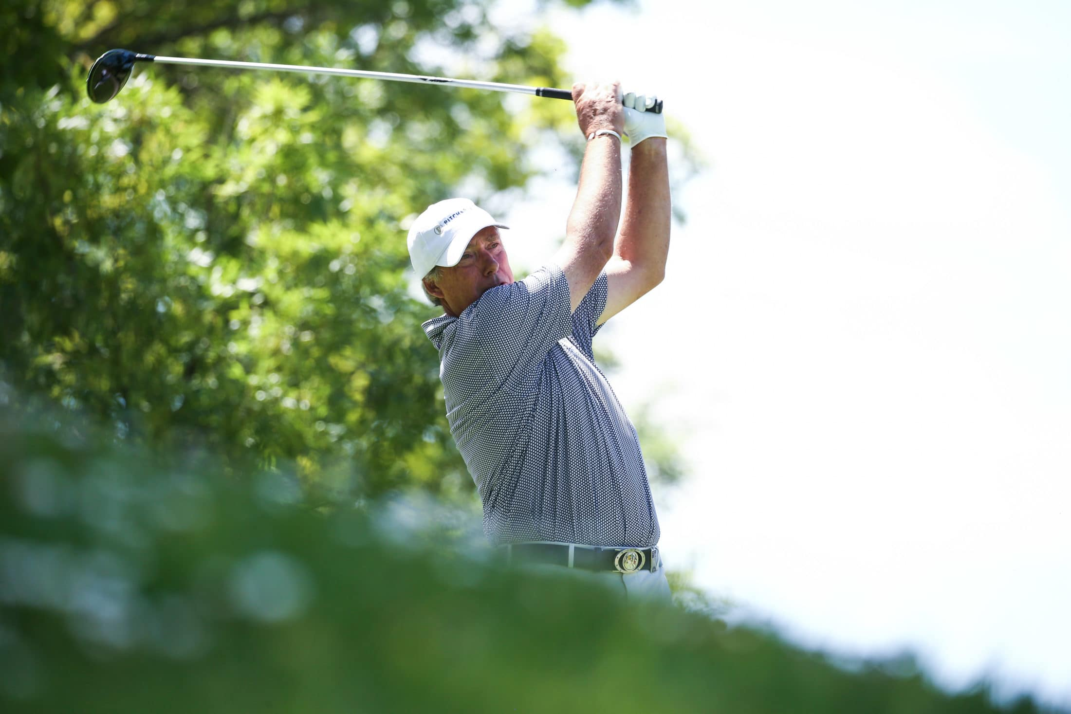 UDINE,ITALY,31.MAY.19 - GOLF - Staysure Tour, Senior Italian Open, Golf Club Udine. Image shows Barry Lane (ENG). Photo: GEPA pictures/ Daniel Goetzhaber